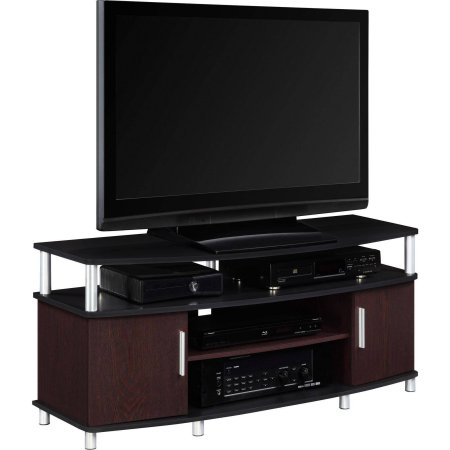 Carson Flat Screen Paneled Tv Stand For