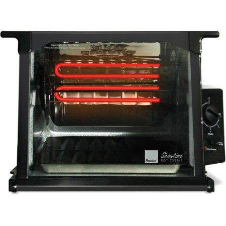 Ronco 4000 Showtime Standard Rotisserie Oven Non Stick