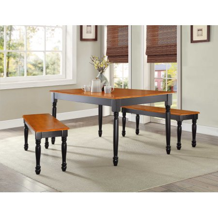 Good Traditional Style Dining Table 6 Seater Autumn Lane Farmhouse Furniture ...
