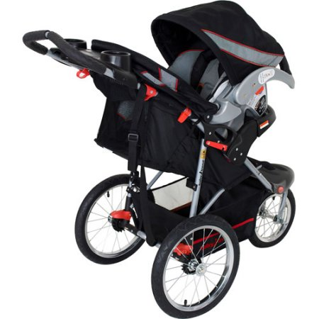 Baby Trend Millennium Expedition Jogger Travel System Stroller